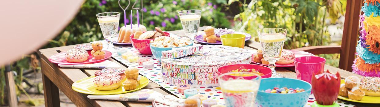 Geburtstag & Party
