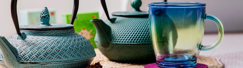 Kaffee, Schoko & Tee