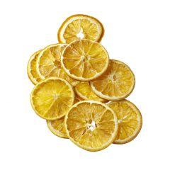 Deko-Orangenscheiben, 10 Stück