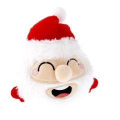 Quetschball Xmas, Santa, 9 cm