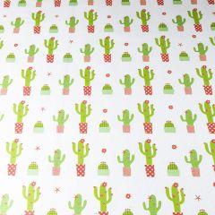 Geschenkpapier Kaktus, 2 x 0,7 m