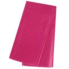 5 Blatt Seidenpapier, pink, 50 x 70 cm