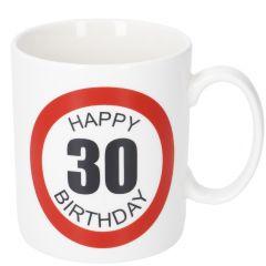 Becher Geburtstag XL, 30, 400 ml