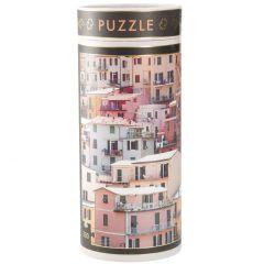 Puzzle Motiv, Häuser, 300 Teile