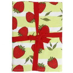 Tischdecke Frucht, Erdbeere, 140 x 200 cm