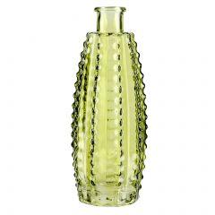 Vase Kaktus, grün, 29 cm