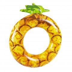 Schwimmring Ananas, 115 cm