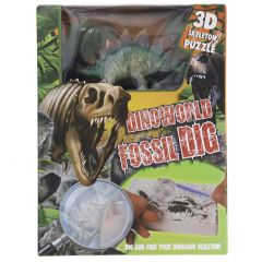 Ausgrabungsset Dino, Stegosaurus