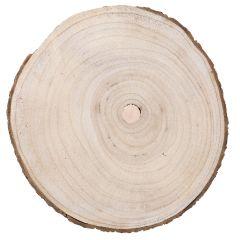 Deko-Holzscheibe, 20 cm