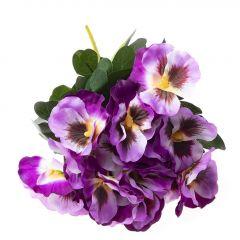 Stiefmütterchen, lila, 32 cm
