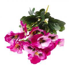 Stiefmütterchen, pink, 32 cm
