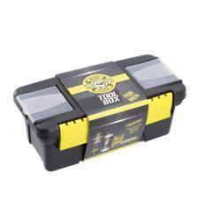 Badeset Werkzeugkoffer, schwarz