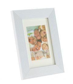 Bilderrahmen Classic, 10 x 15 cm, weiß