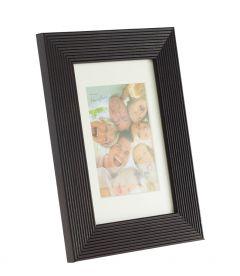 Bilderrahmen Classic, 10 x 15 cm, schwarz