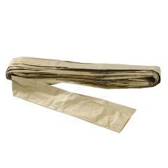 Dekoband Papier, gold, 5m