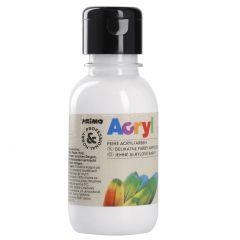 Acrylfarbe, weiß, 130 ml