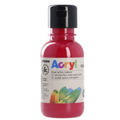 Acrylfarbe, magenta, 130 ml