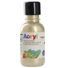 Acrylfarbe, bronze, 130 ml