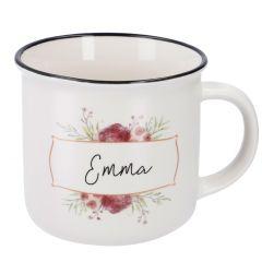 Becher Floral, Emma, 300 ml