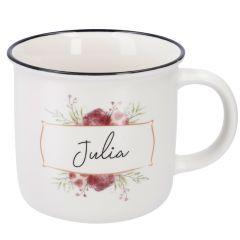 Becher Floral, Julia, 300 ml