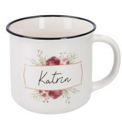 Becher Floral, Katrin, 300 ml