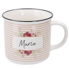 Becher Floral, Marie, 300 ml