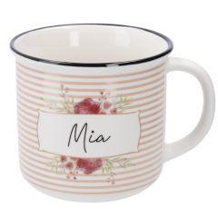 Becher Floral, Mia, 300 ml