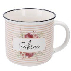 Becher Floral, Sabine, 300 ml