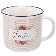 Becher Floral, Christina, 300 ml