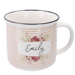Becher Floral, Emily, 300 ml