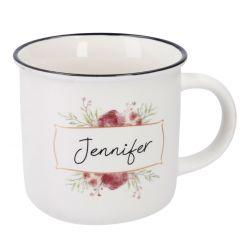 Becher Floral, Jennifer, 300 ml