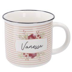 Becher Floral, Vanessa, 300 ml