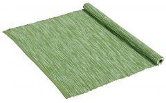 Platzset Anthea, grün/weiss