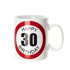 Becher 30. Geburtstag, 750 ml