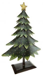 Tannenbaum Stern, grün, 33 cm