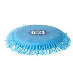 Wurfscheibe Splash, blau, 13 cm