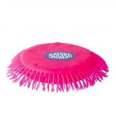 Wurfscheibe Splash, pink, 13 cm