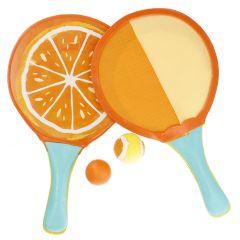 Beachball Frucht, Orange