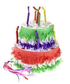 Pinata Papier, Geburtstagskuchen