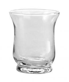 Glas-Windlicht, Höhe 9 cm