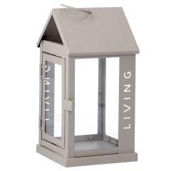 Laterne Haus/Living, 20 cm