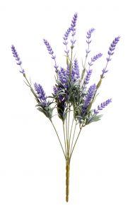 Strauß Lavendel, lila, 48 cm