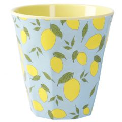 Becher Design, Zitrone, 300 ml