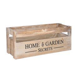 Kiste Home Garden, 54x20x20 cm