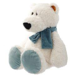 Kuscheltier Eisbär, 80 cm